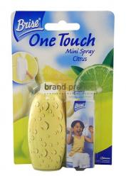 GLADE/BRISE One Touch&Fresh Fresh Lemon 2+1 náplň 3x10ml