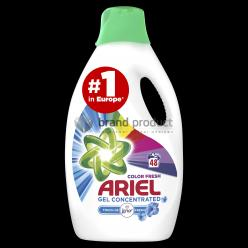 ARIEL gel Touch of Lenor Color 1,1l/20PD