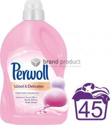 PERWOLL Wool and Delicates 2,7l 45PD