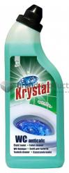 KRYSTAL WC gel natur zelený 750ml