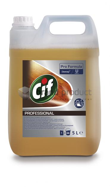 CIF Pro Formula WOOD Floor Cleaner 5l